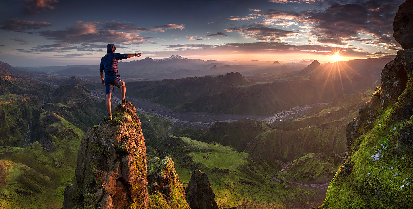 Photograph First Contact by Max Rive on 500px