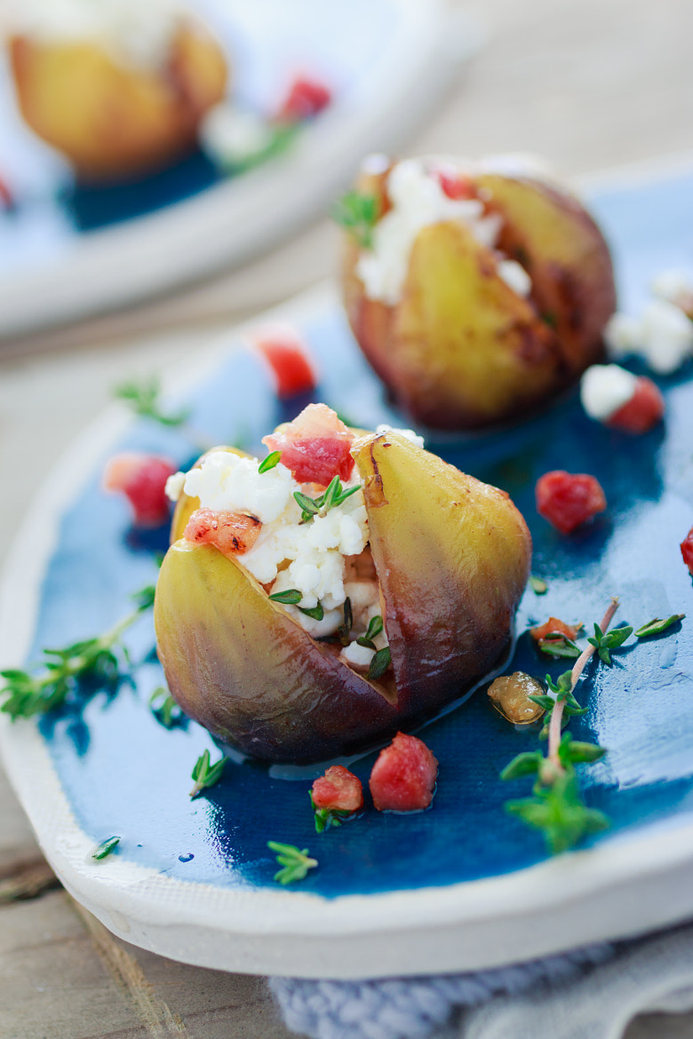 Photograph Grilled Figs by Nicole S. Young on 500px