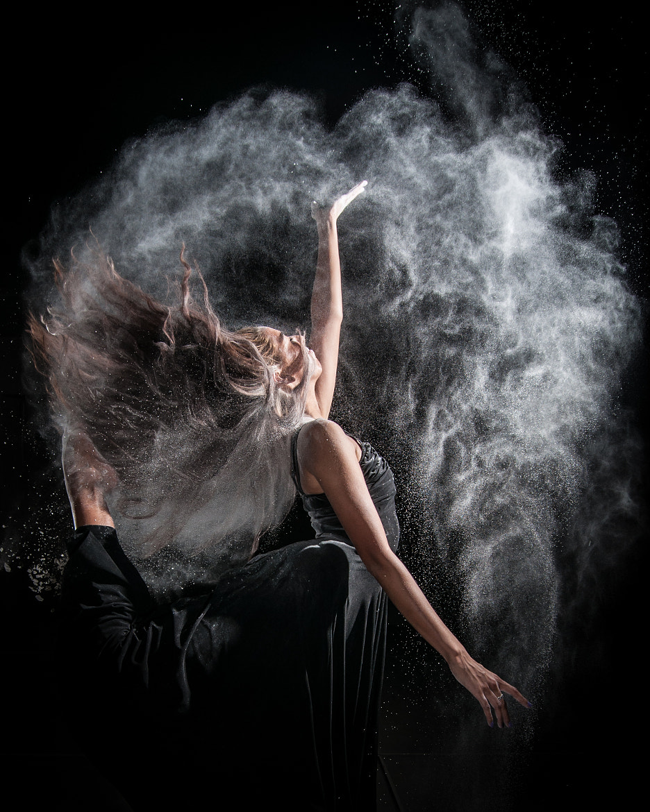 Photograph Hannah's Dance by Chuck Sowers on 500px