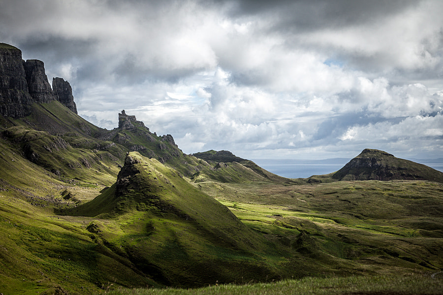 Photograph The Quiraing by Andrew Ilms on 500px