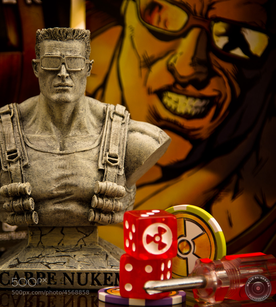 Photograph Duke Nukem by Walid EL Herpha on 500px