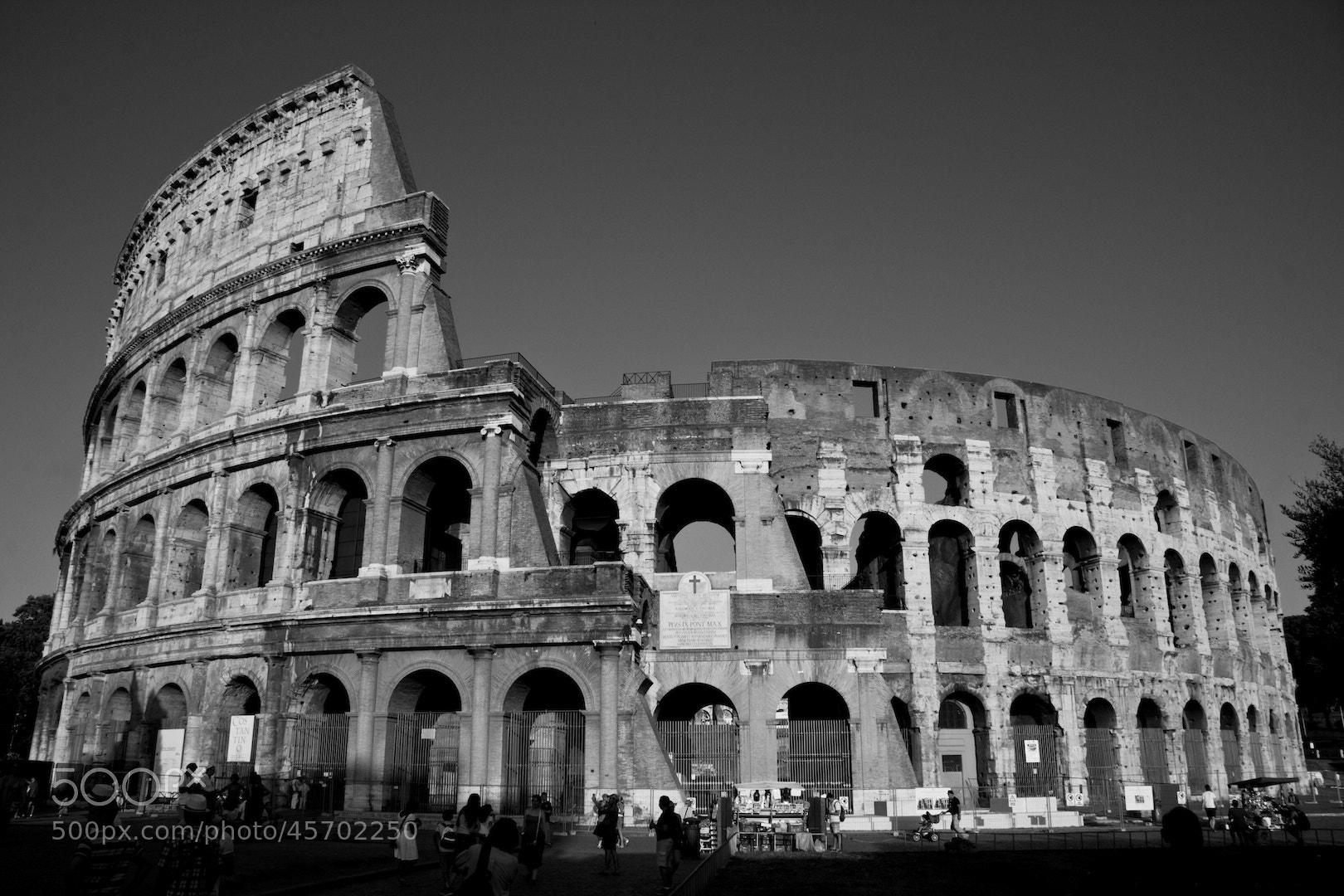 Photograph Amphitheatron by Alex Mourant LRPS on 500px