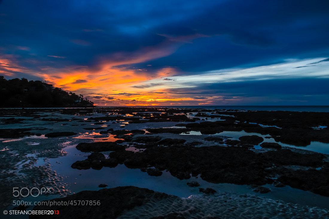 Photograph Sunset Kamala Beach by Stefano Beber on 500px