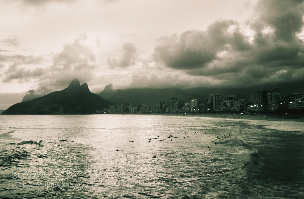 Photograph Ipanema by Victor Oliveira on 500px