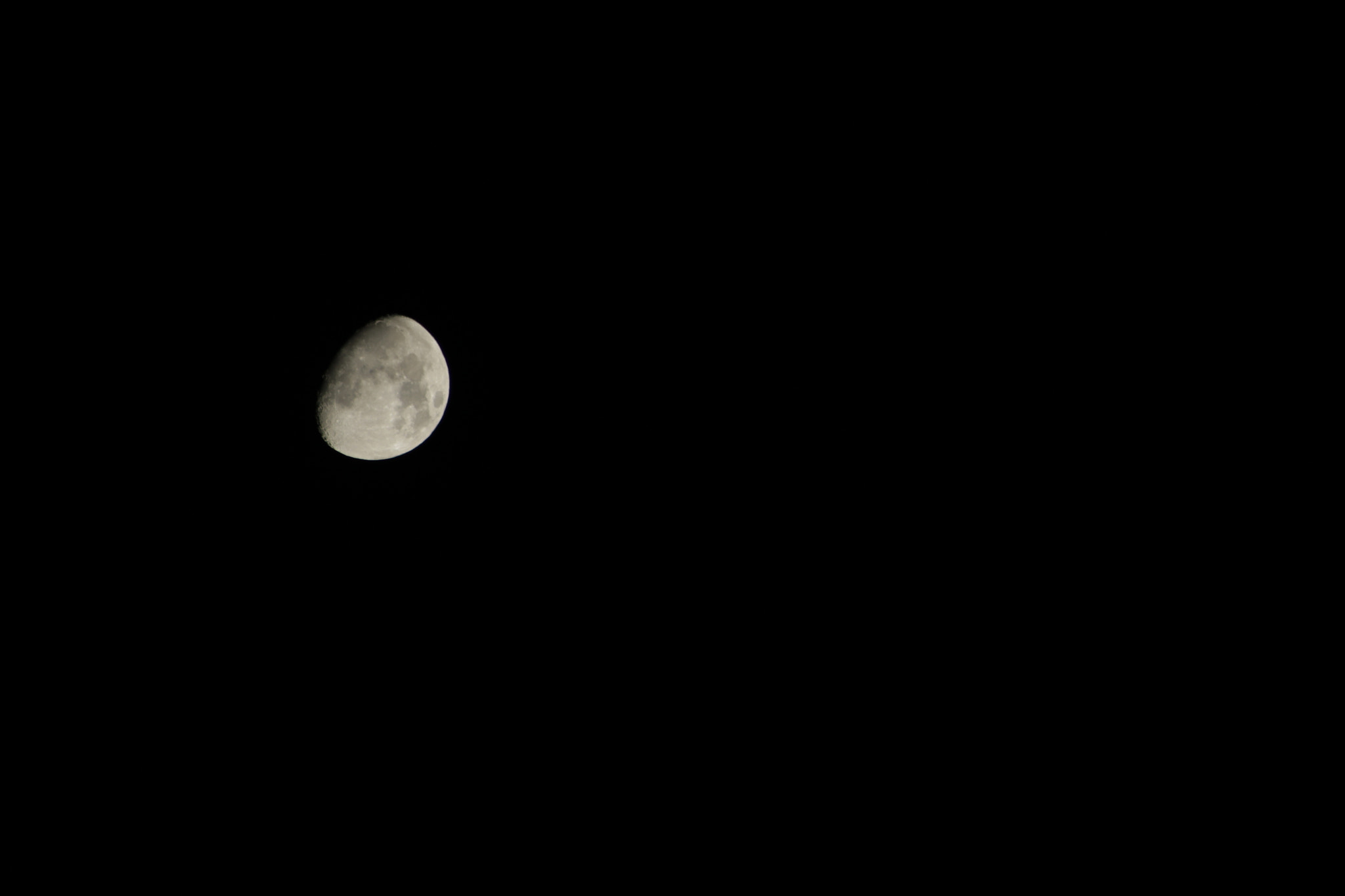 Photograph Moon by Leigh  Bloomfield on 500px