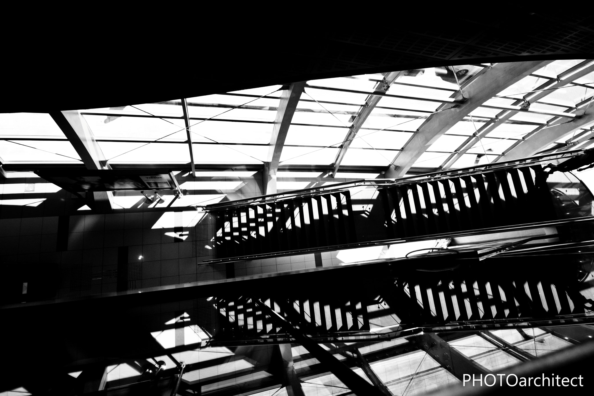 Photograph Stairs and Shadows by Muhammad Alemadi on 500px
