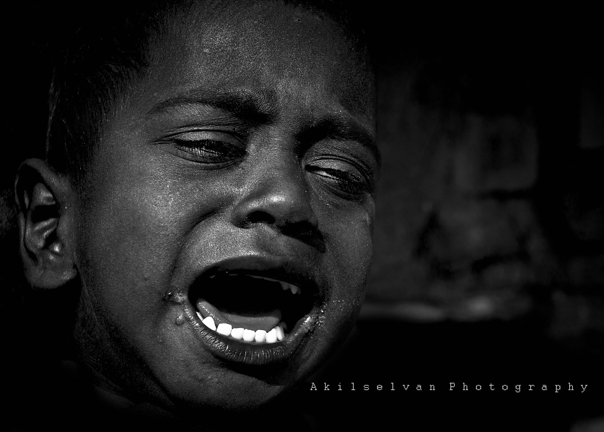 Photograph Cry by Akilan Ramalingam Thamaraiselvan on 500px