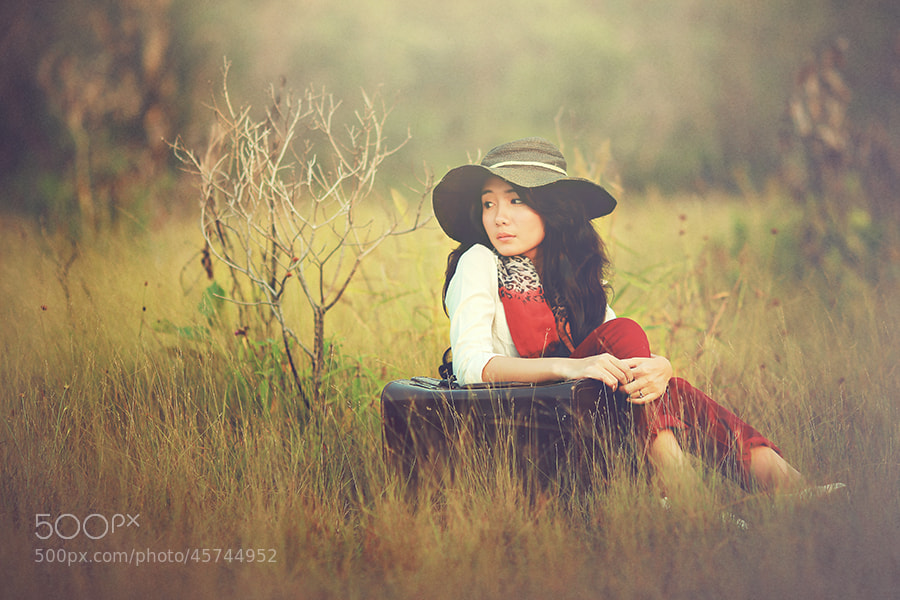 Photograph endah melinda by Andha Serenade on 500px