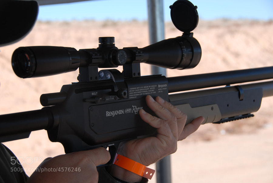 Photograph Benjamin 357 Airgun by Kevin Paulson on 500px