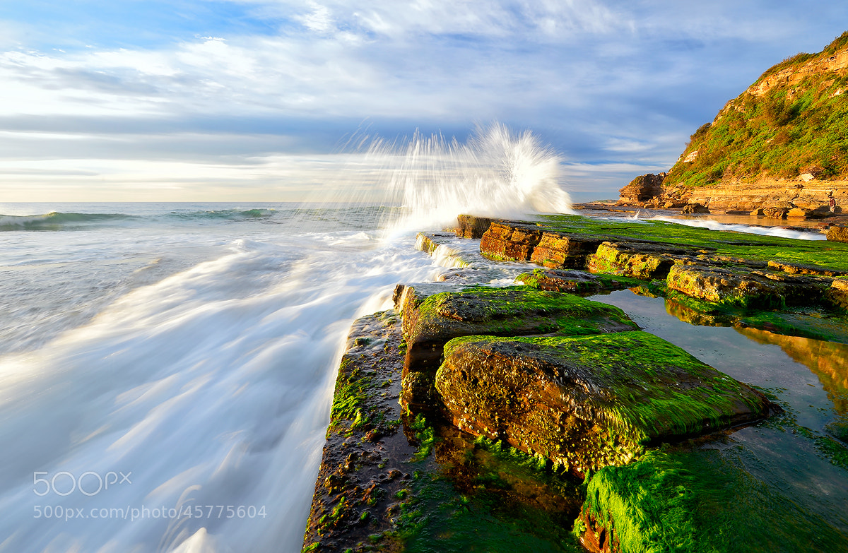 Photograph Turimetta Beach by Chef'John  on 500px