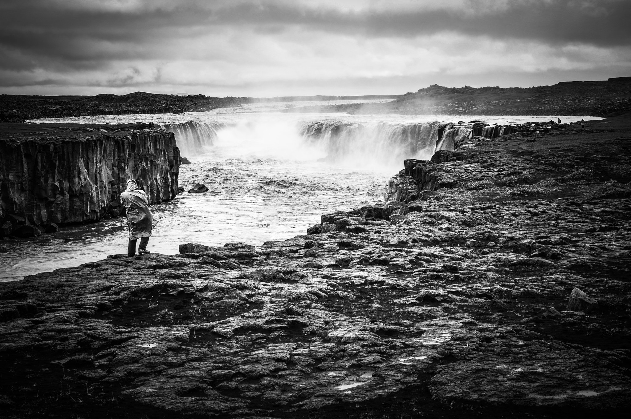 Photograph The Waterfall Selfoss by Giuseppe Carlone on 500px