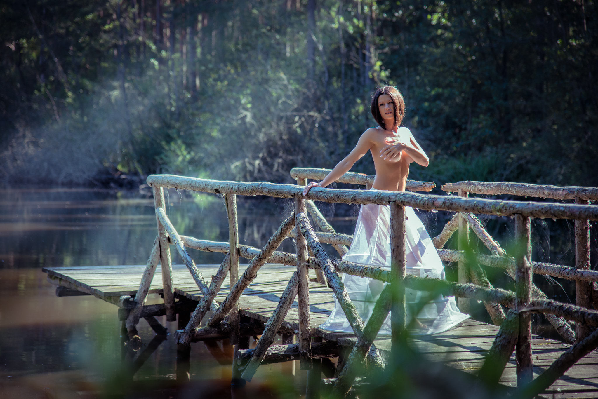 Photograph with Susi on the lake.... by Smileandshoot on 500px