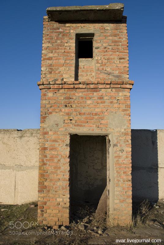 Караульная башня by Хайбула Ибрагимов (avar)) on 500px.com