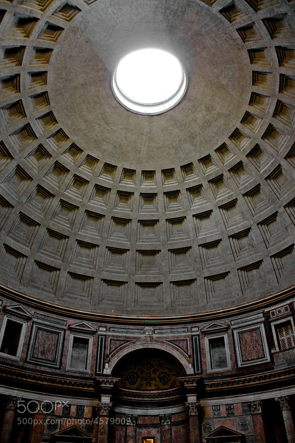 Pantheon by Daniele Lembo (DanieleLembo)) on 500px.com
