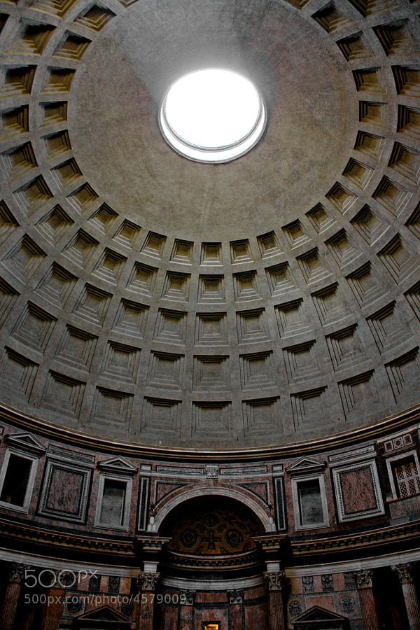 Pantheon by Daniele Lembo (DanieleLembo)) on 500px.com
