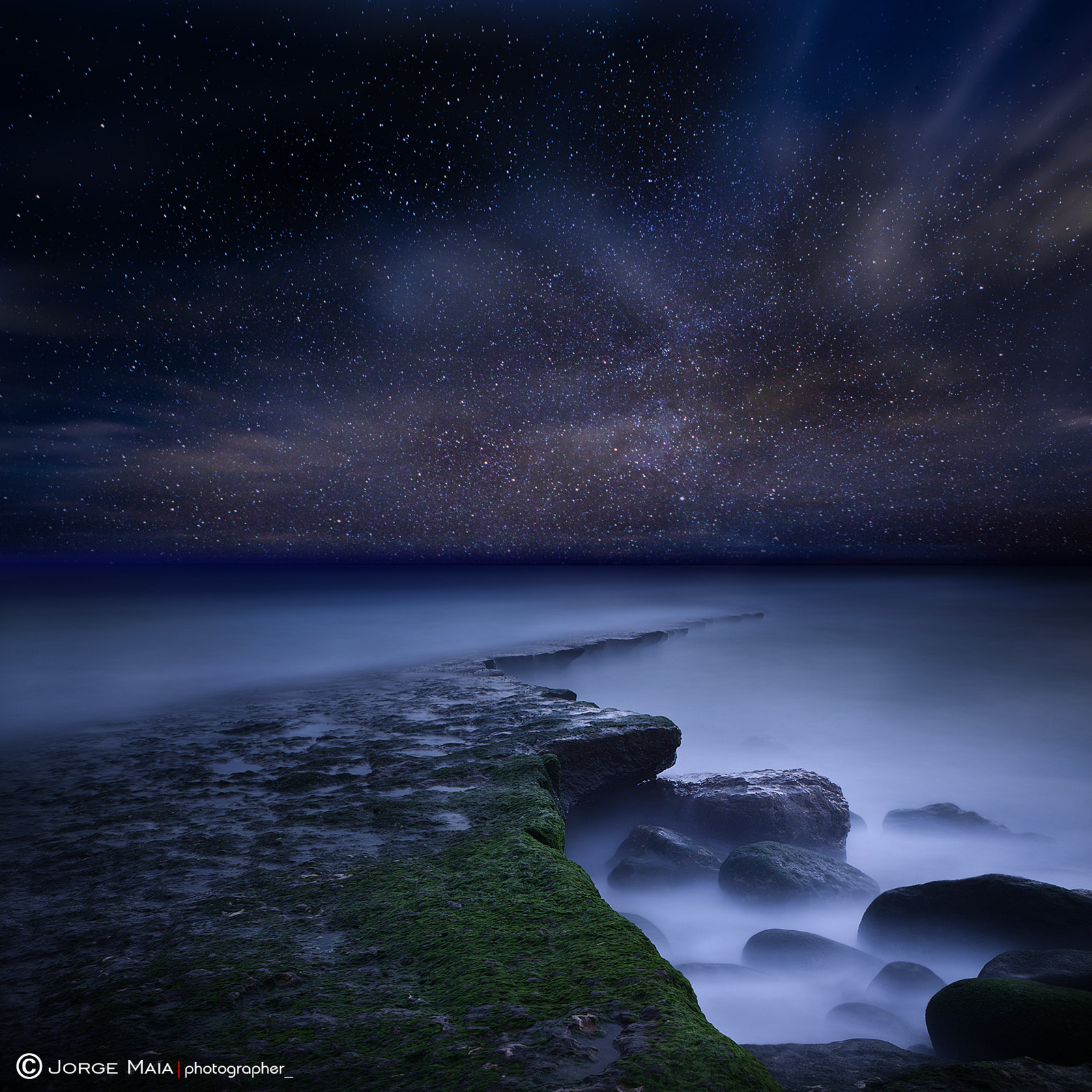 Photograph Path to Infinity by Jorge Maia on 500px
