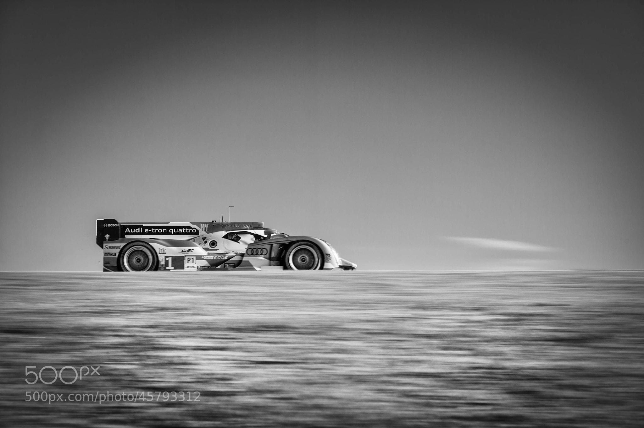 Photograph Audi e-Tron Quattro - LeMans 6h of sp by Victor Eleutério on 500px