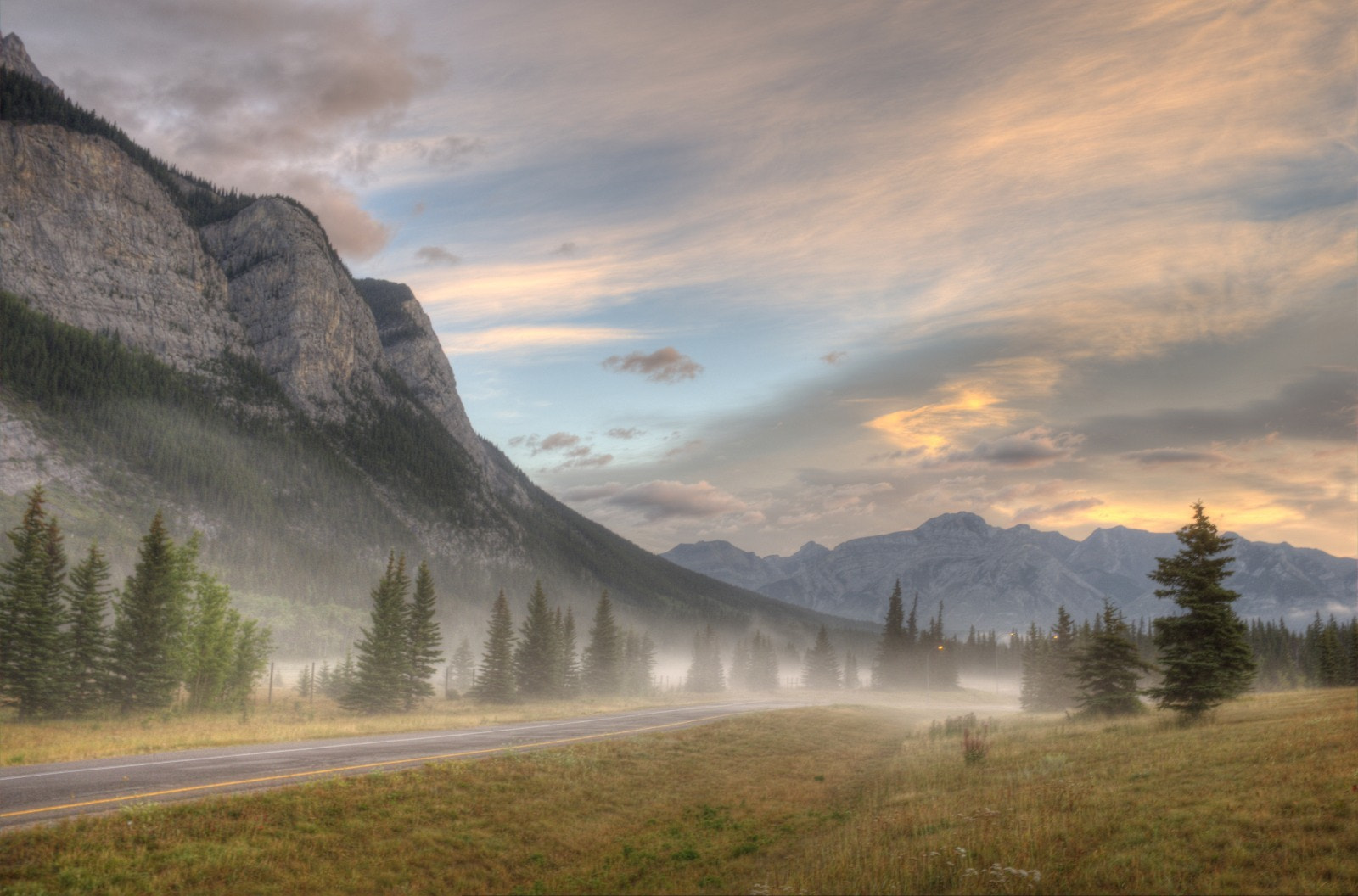 Photograph Foggy morning in Canadian Rockies by Svetlana Golovko on 500px