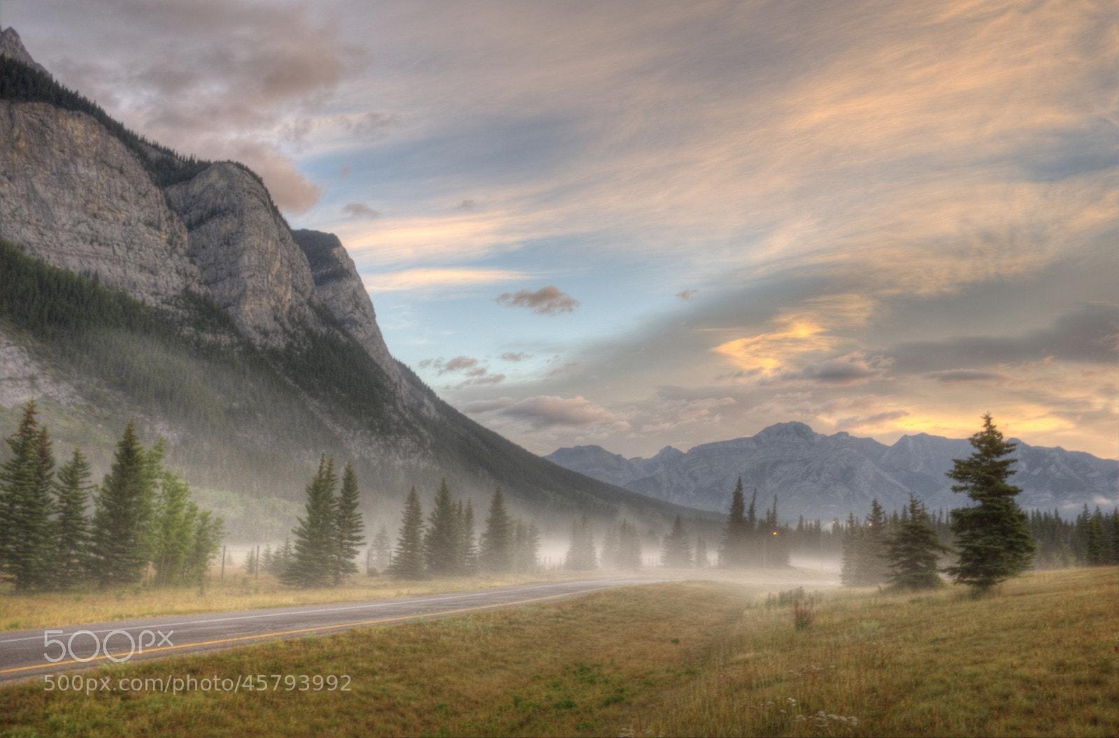 Photograph Foggy morning in Canadian Rockies by Svetlana Golovko on 500px
