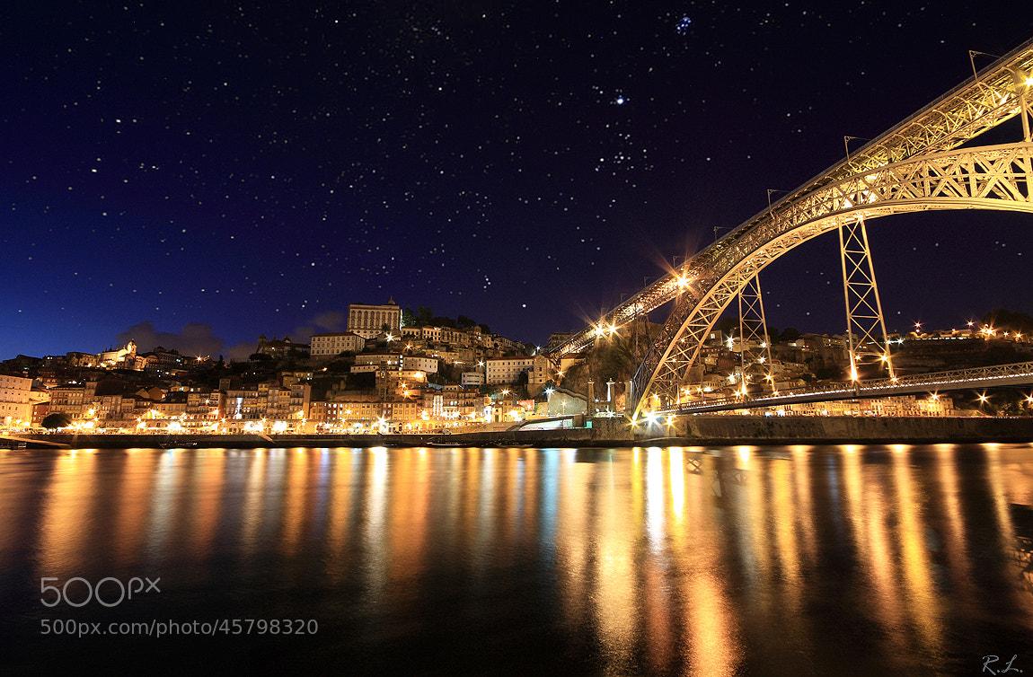Photograph Ponte de D. Luís by Renato Lourenço on 500px