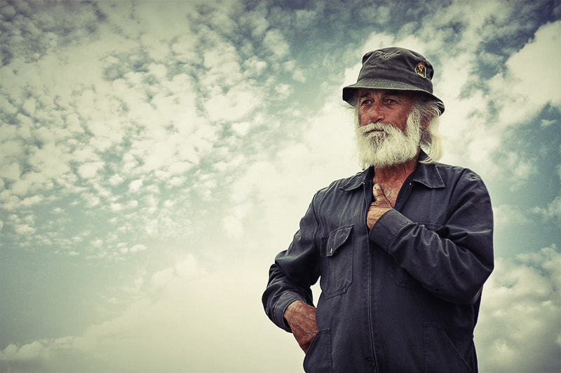 Photograph The old man and the sea by Shay Sapir on 500px