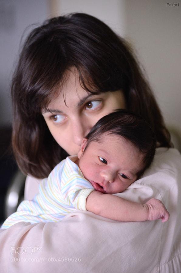 I love you too mom by Francisco López (pakor1) on 500px.com