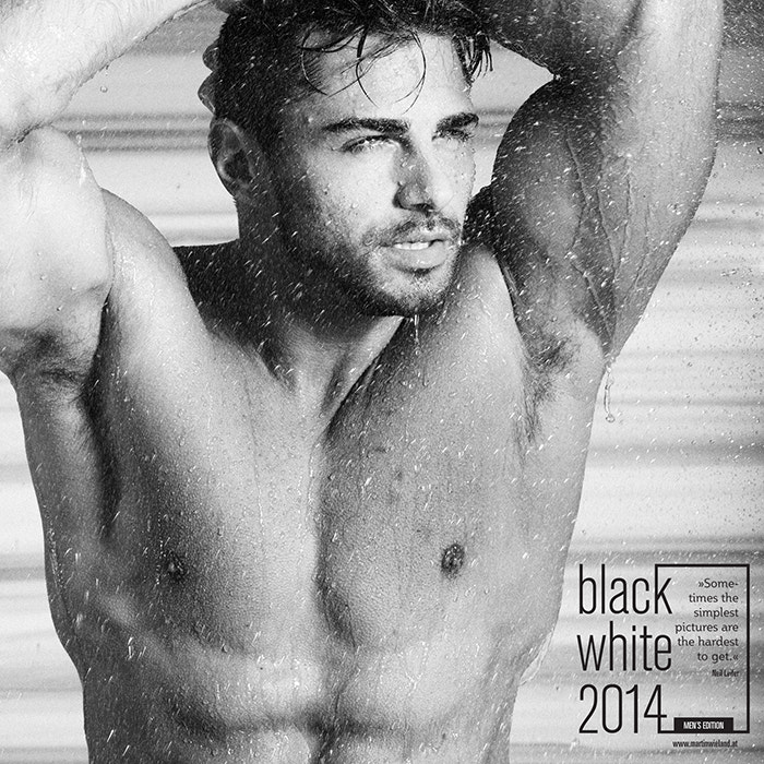 Photograph Cover Black & WHite - Men's Edition by Martin Wieland on 500px