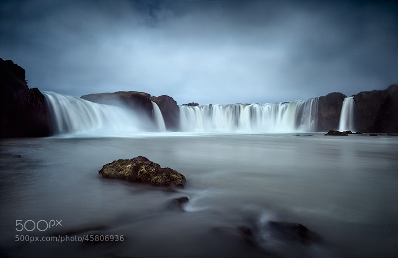 Photograph Godafoss: The waterfall of the gods by Alfredo Oliva on 500px