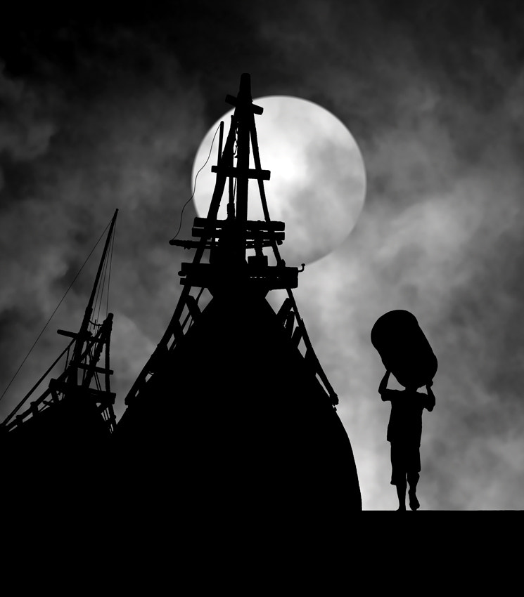 Photograph Harbour Of Hope by Hengki Lee on 500px