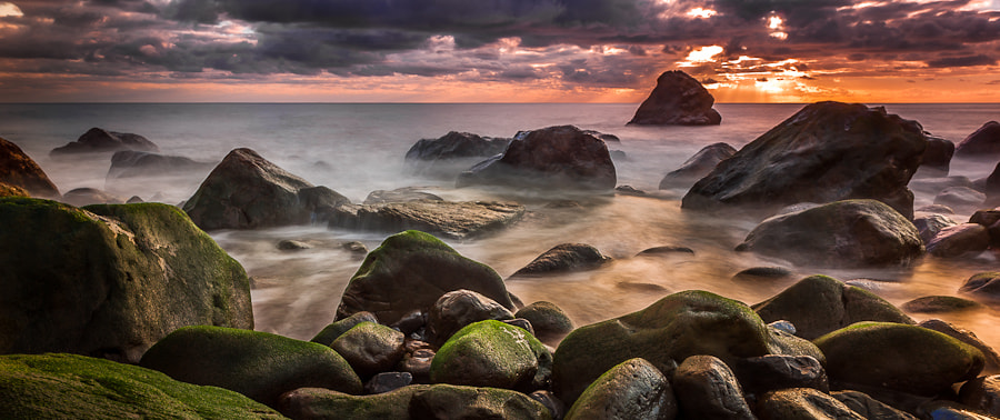 Photograph Madeira Sunset, Ponta do Sol by Magnus Larsson on 500px