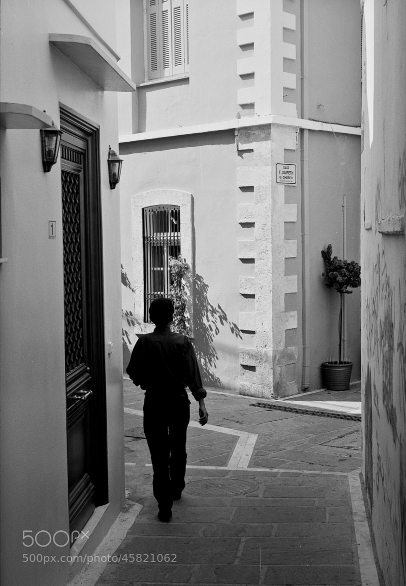 Photograph Side street by Pavel Raykov on 500px