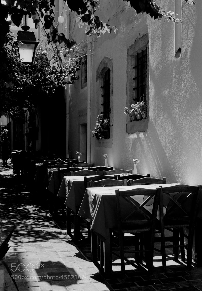 Photograph Outdoor street restaurant by Pavel Raykov on 500px