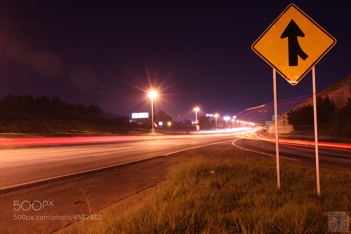 Photograph Merging traffic by Saud Khan on 500px