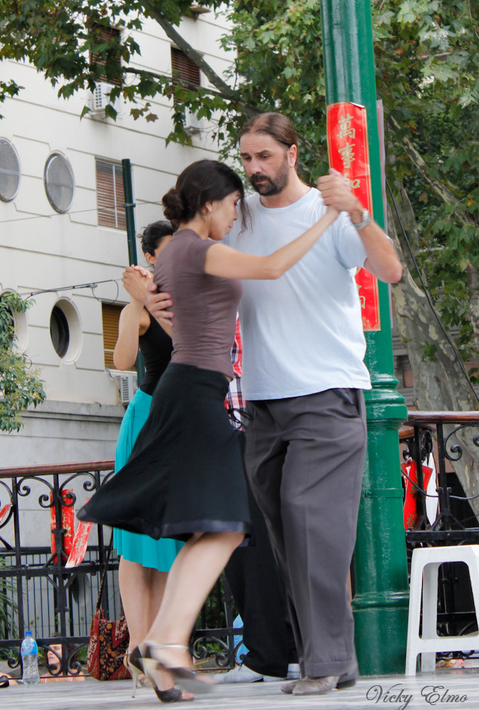 Photograph Tango en Buenos Aires by Vicky Elmo on 500px