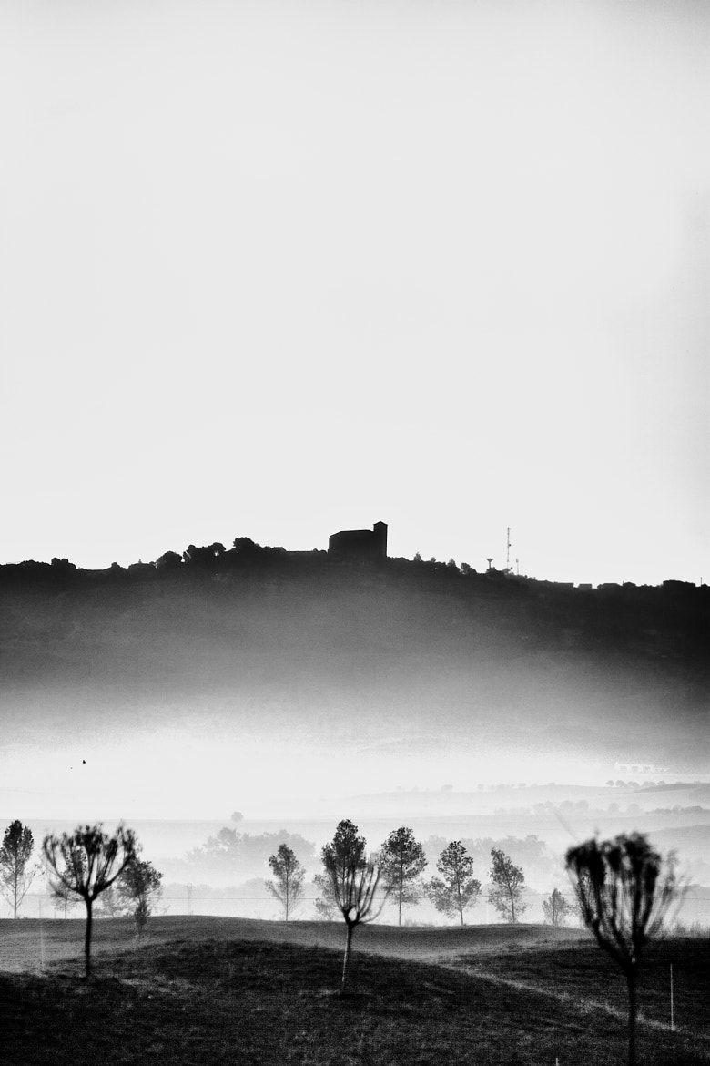 Photograph Castle Mist by Christopher J Stacey on 500px