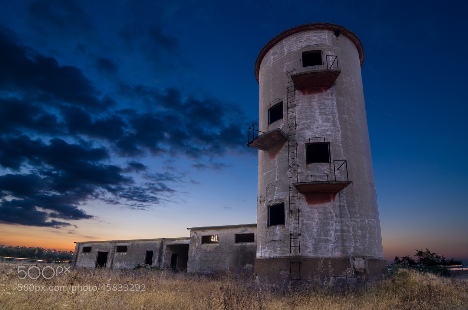 Photograph Abandoned buildings by Massimo Sanna on 500px