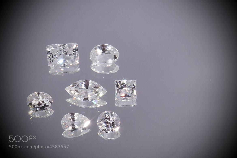 Photograph Diamonds  by Tristi Jones on 500px