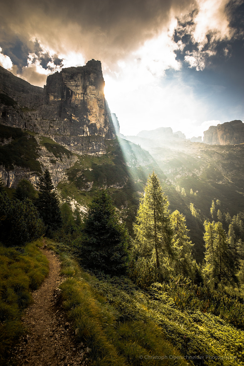 Photograph The Holy Trail by Christoph Oberschneider on 500px