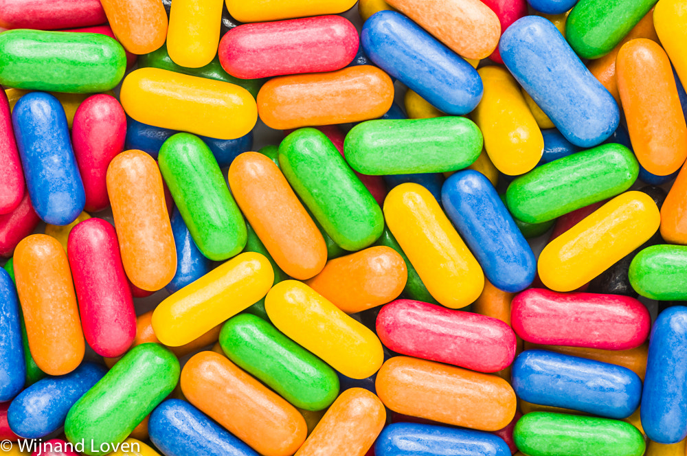 Photograph Multi-colored liquorice sweets by Wijnand Loven on 500px
