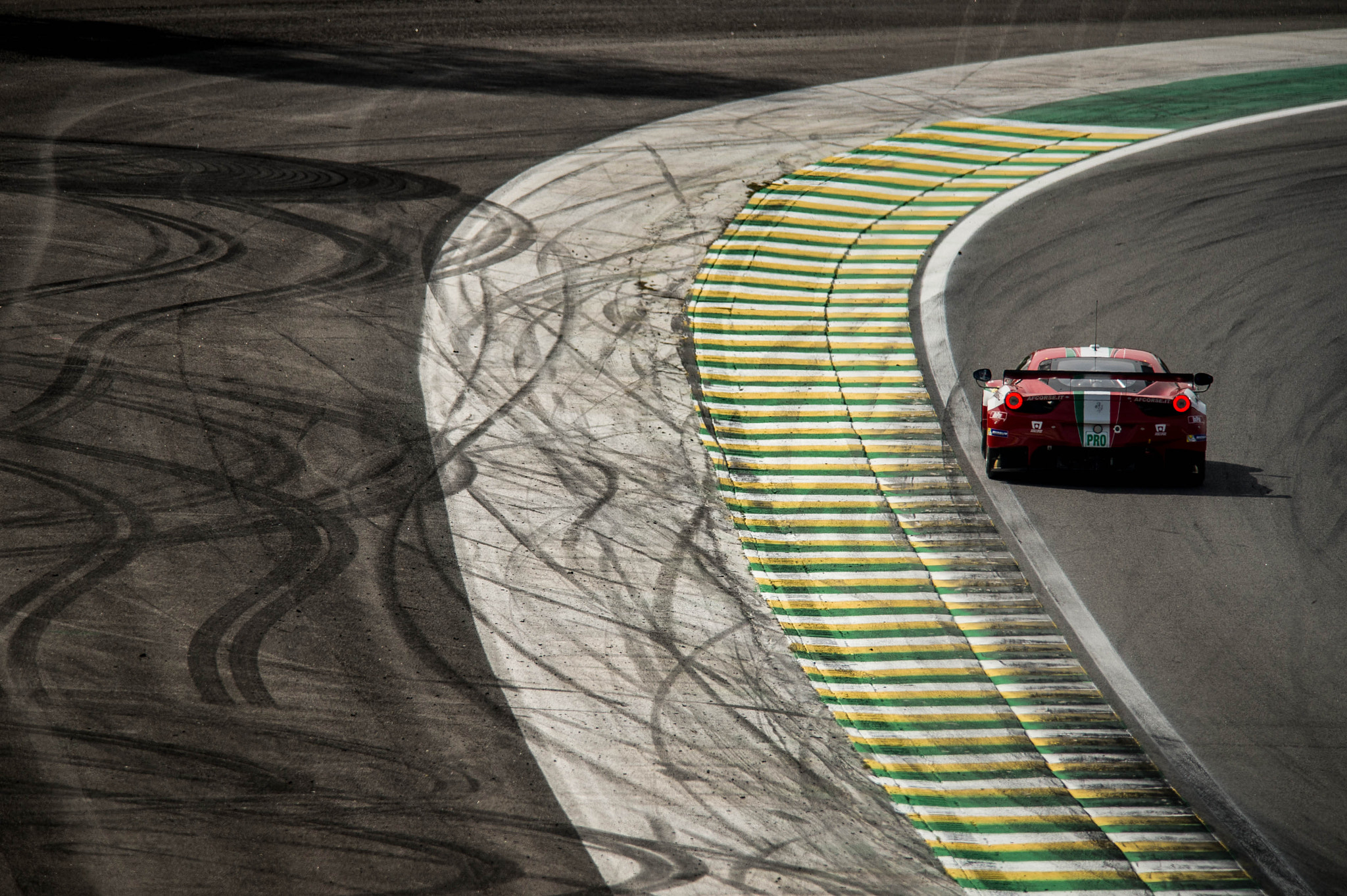 Photograph LeMans 6H of SP - Ferrari 458 italia by Victor Eleutério on 500px
