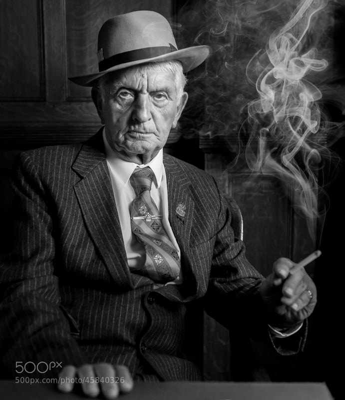Photograph Wise Guy by David Byrne on 500px
