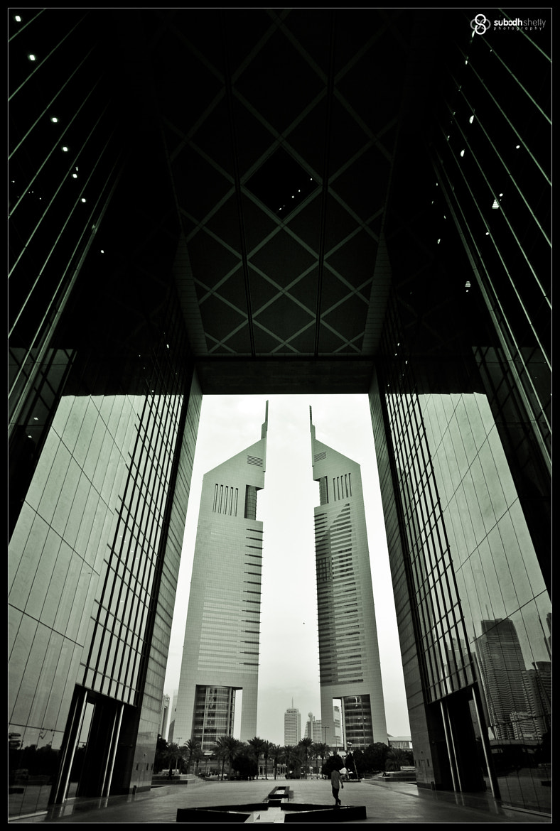 Photograph Emirates Twin Tower... by Subodh Shetty on 500px