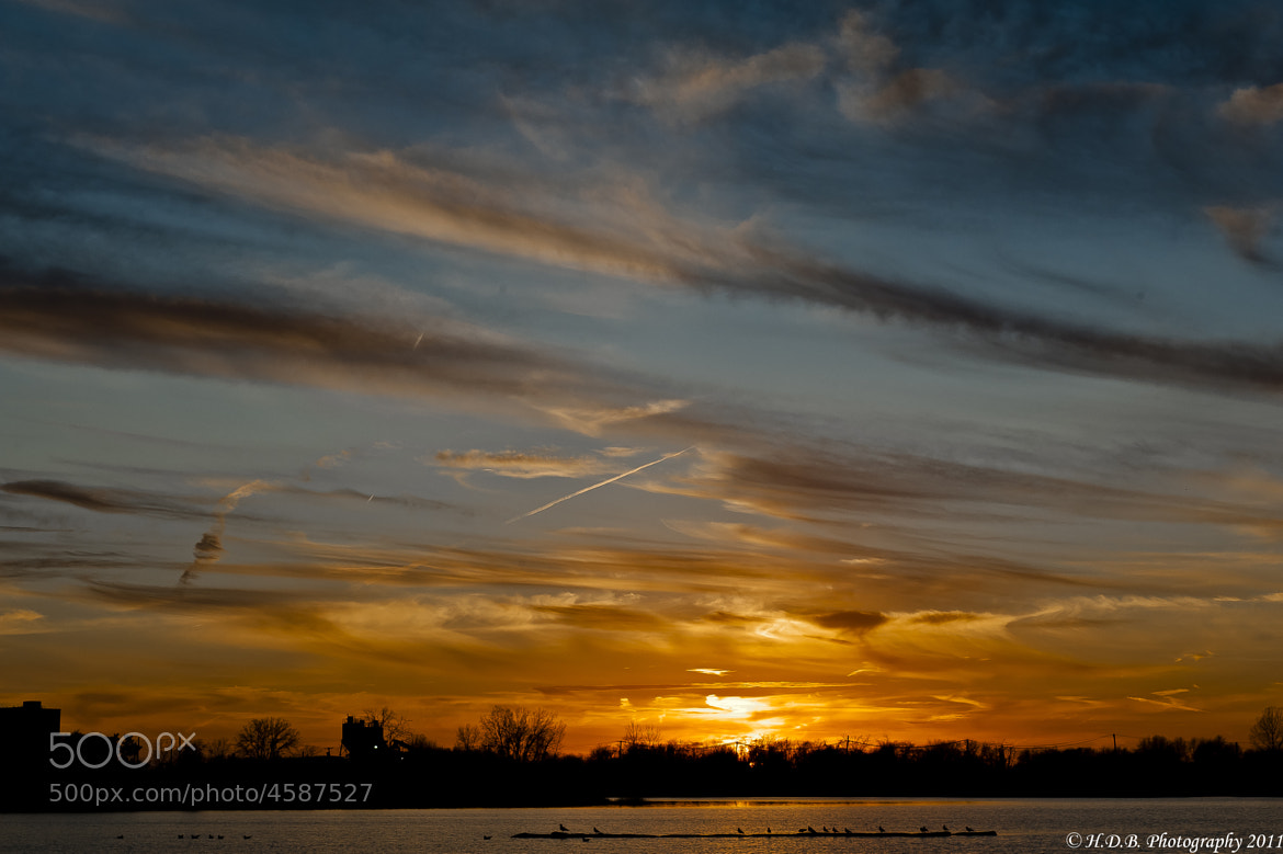 Photograph Clouds Make The Sunset by Harold Begun on 500px