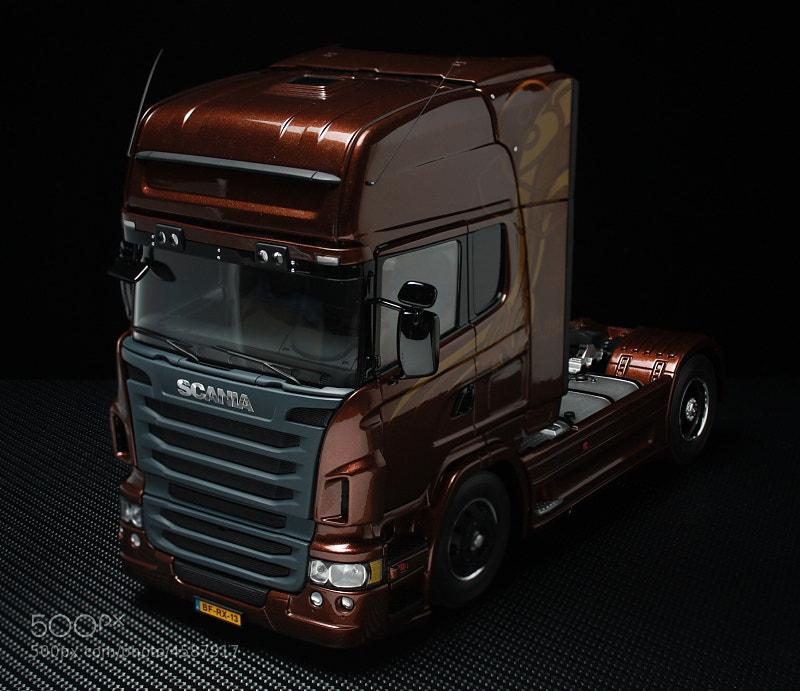 Scania R620 Topline scale 1/24 Italeri