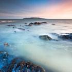 Lambay Island on the East coast of Dublin, Ireland