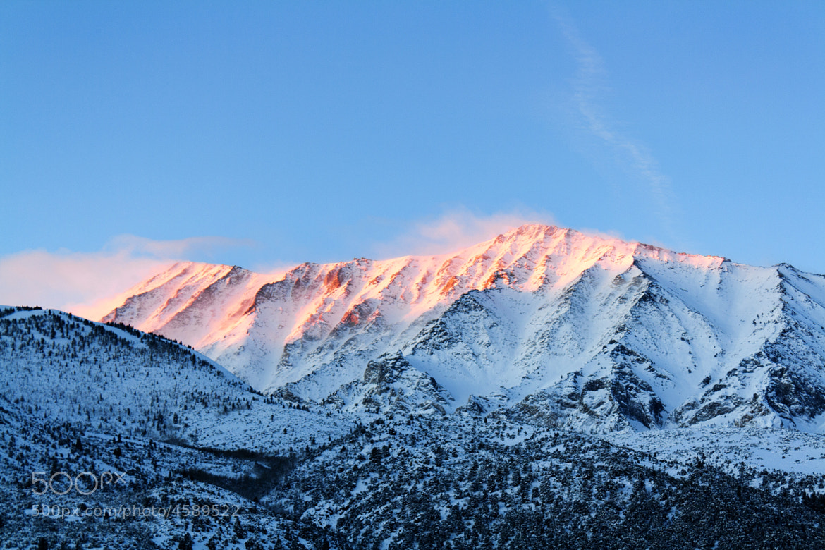 Photograph Mount at First Light by Jacob Penderworth on 500px