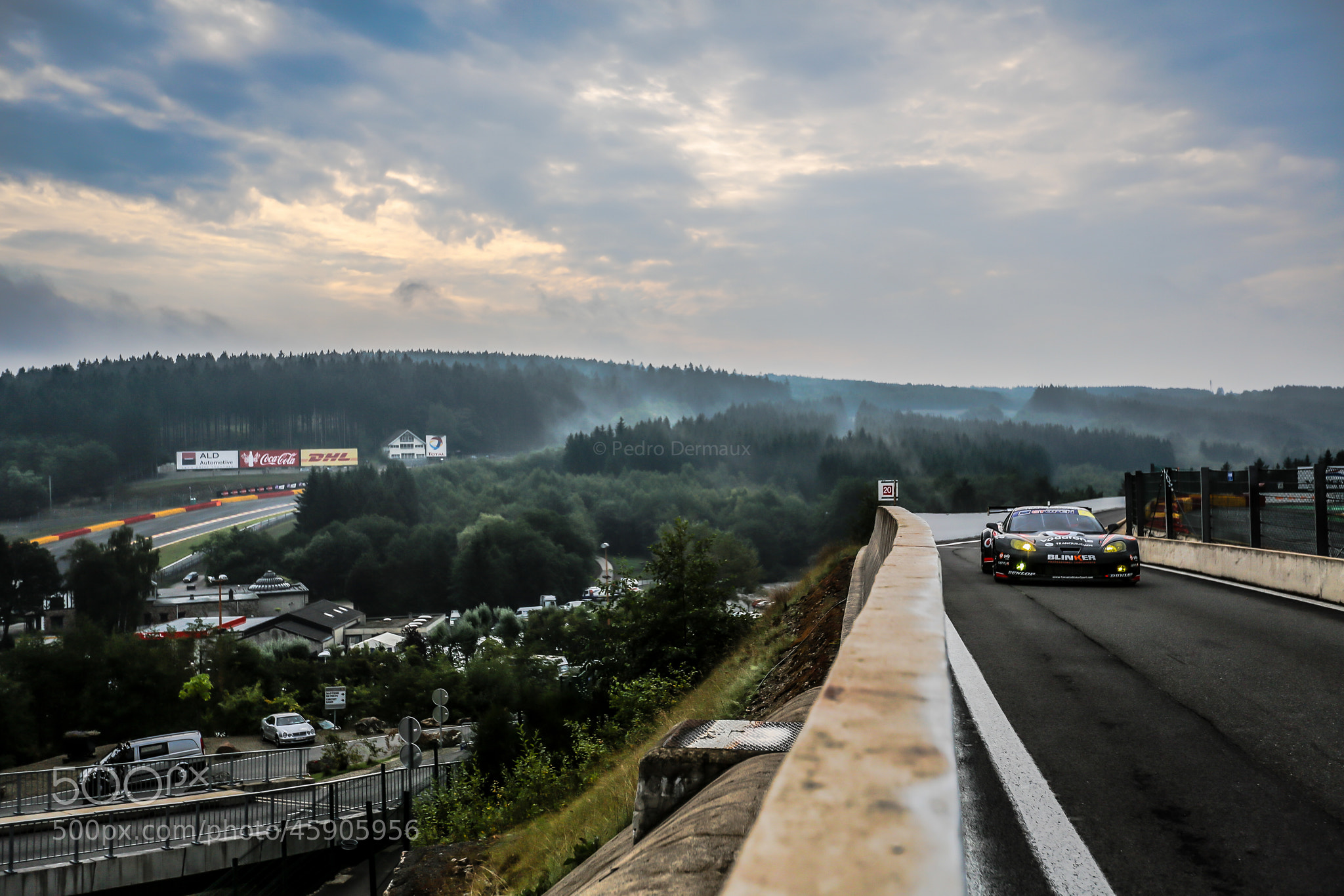 Photograph GT Open Spa Francorchamps by Pedro Dermaux on 500px