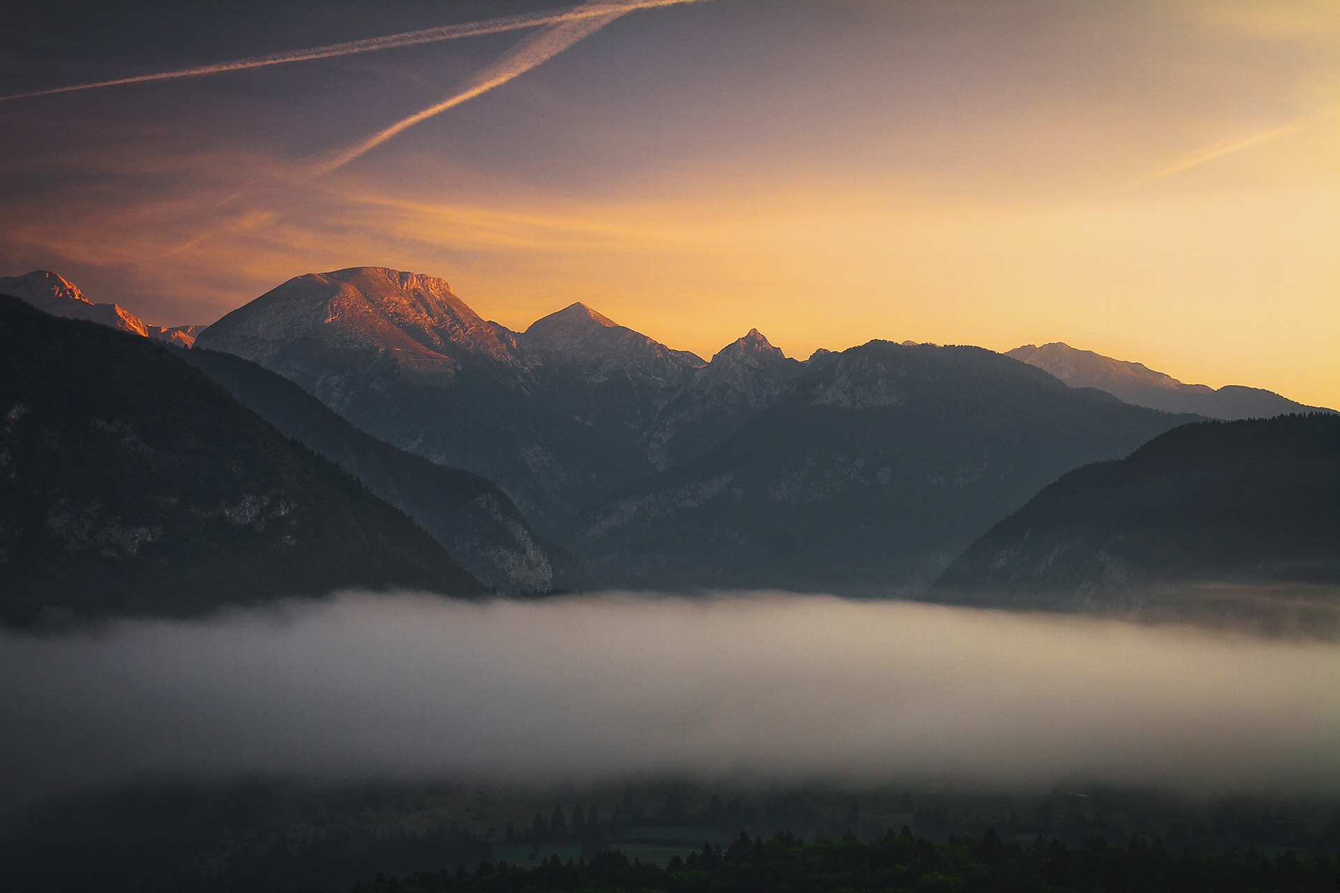 Photograph Triglav morning by Németh Máté on 500px