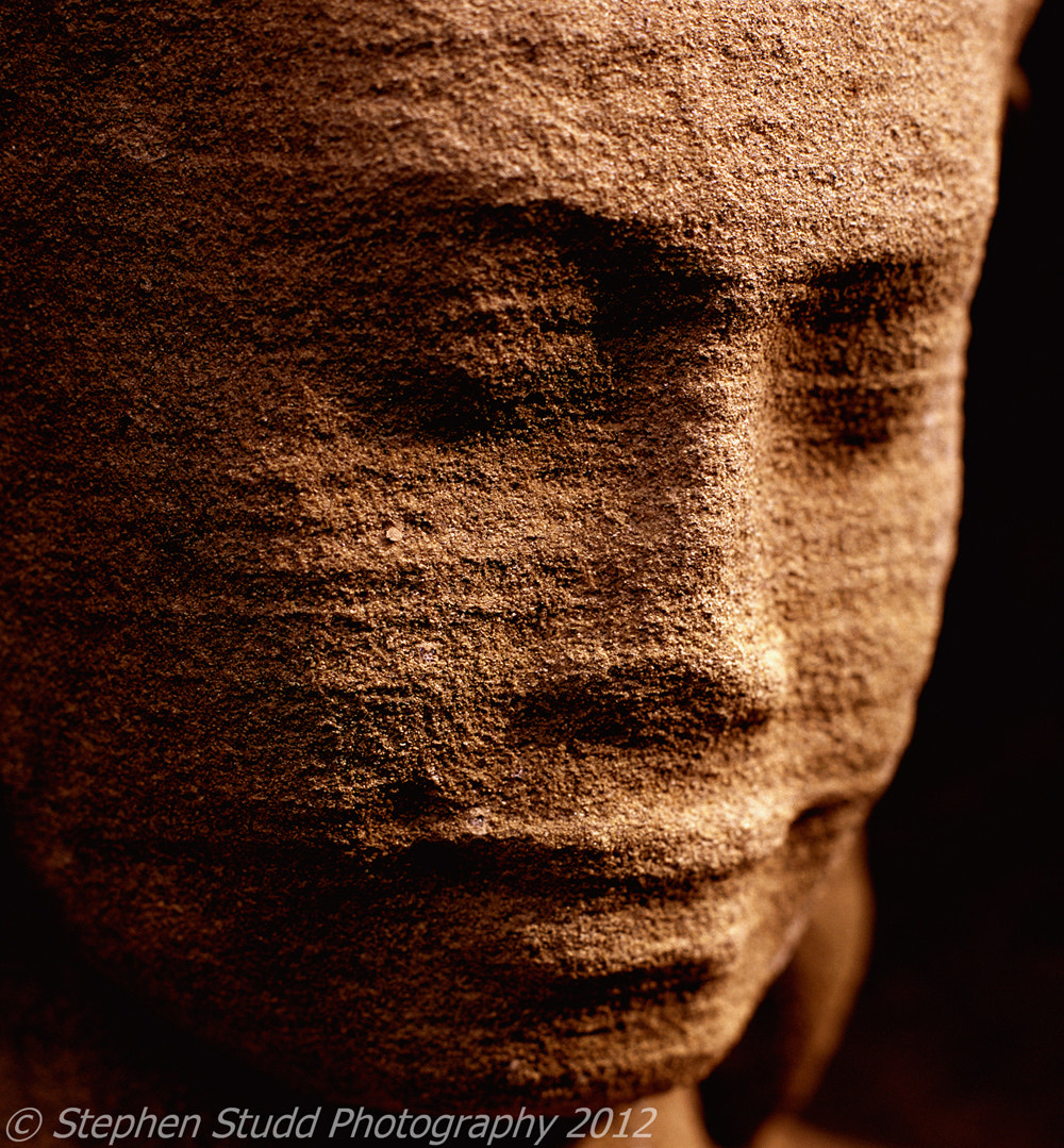 Photograph Detail of Apsara face, Angkor Wat, Cambodia by Stephen Studd Photography on 500px