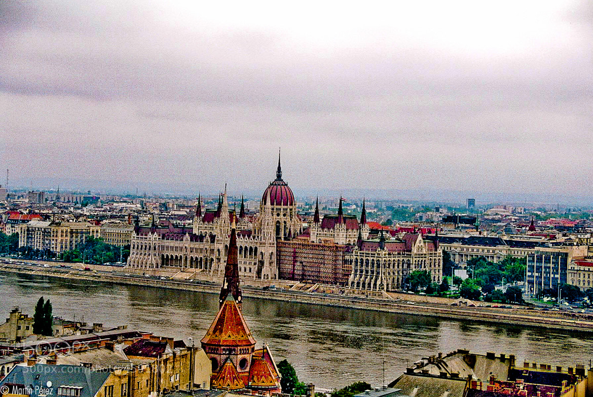 Photograph Parliament and the Danube by Martín Pérez on 500px